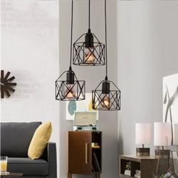 Lampa Loft Brylant okągła