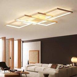 Lampa Sufitowa Dekoracyjna LED zmienna barwa światła kolor biały INNOVATIVE  170W + pilot