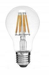 Żarówka LED Filament E27 ozdobna 2W barwa ciepła Edison
