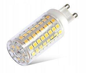 Żarówka LED G9 12W biała zimna
